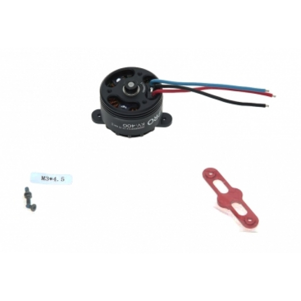 S900 Motor 4114 with red Prop cover