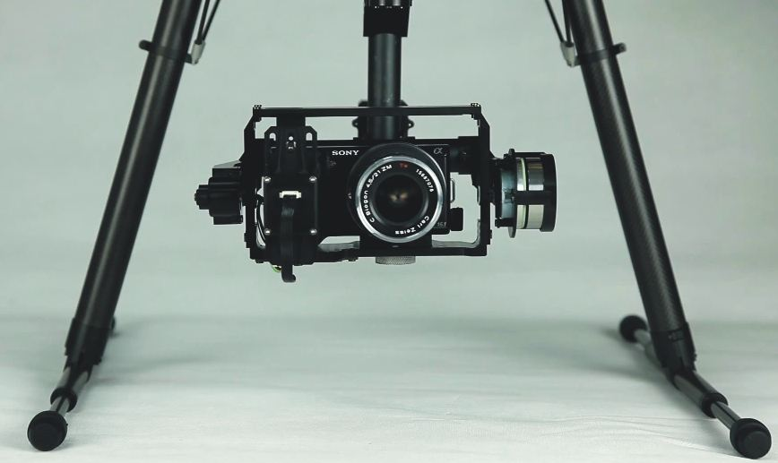 3D Gimbal Z15 for Panasonic GH1/2