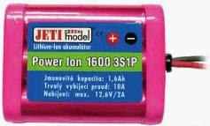 Power Ion 1600 - 3S1P