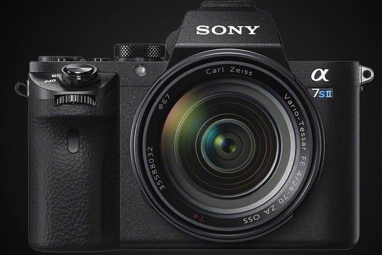 SONY Alpha A7SII body