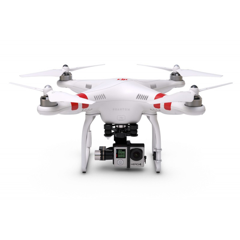 DJI F309 PHANTOM 2 RC SET QUADROCOPTER 2.4GHZ H4-3D new version