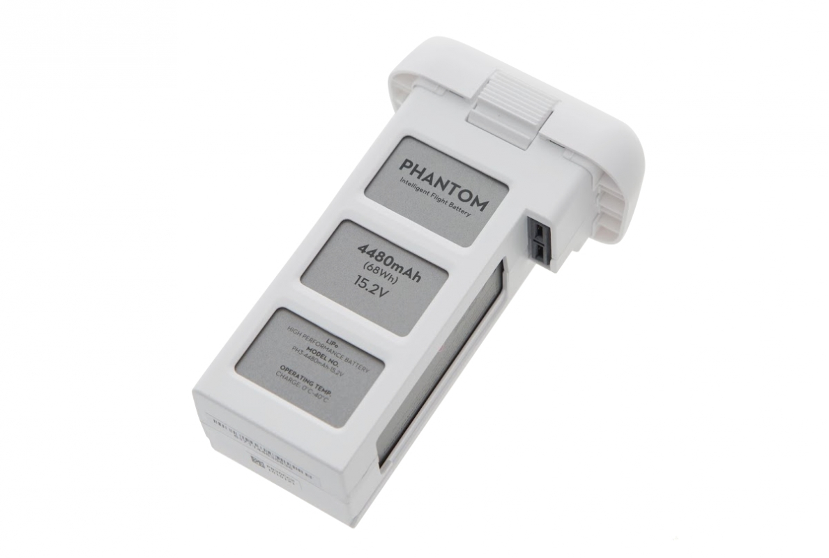 Phantom 3 LiPo 4480mAh, 15,2V battery