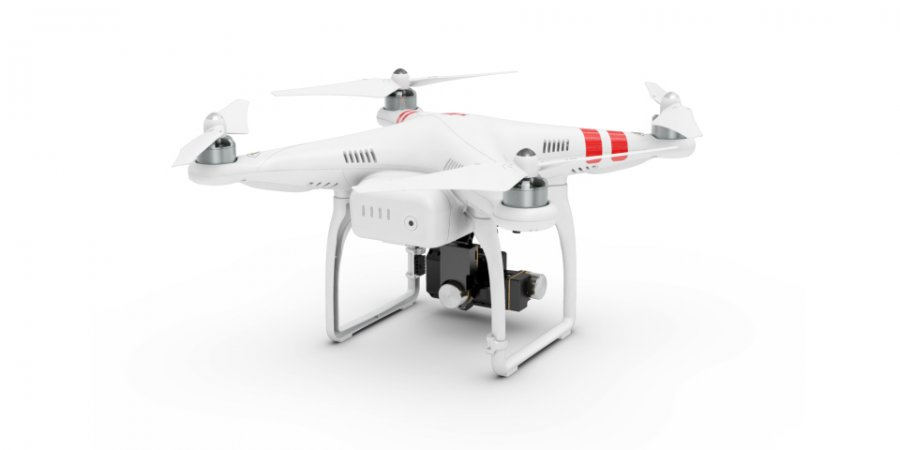DJI - F306 Phantom 2 RC set quadrocopter 2.4GHz (H3-3D Gimbal)