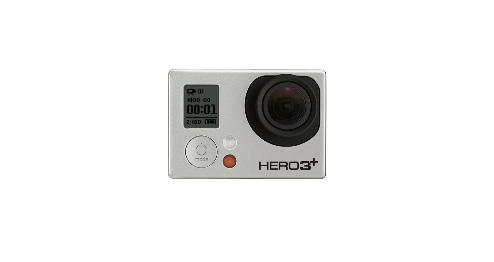 GoPro HD HERO3+: Black Edition