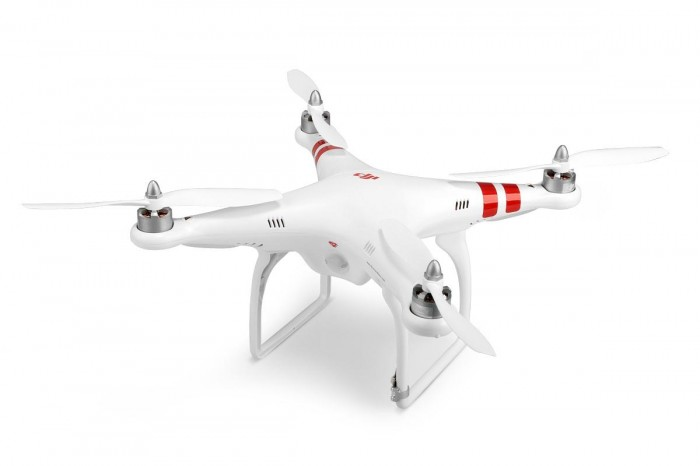 DJI - F300 Phantom quadrocopter RC set 2.4GHz